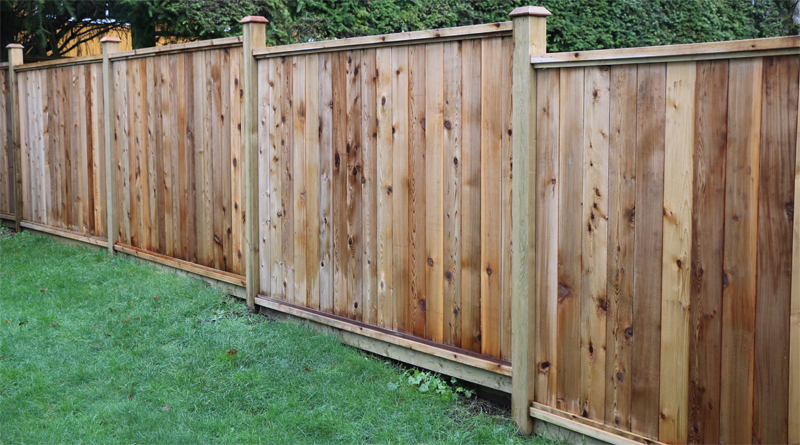 wood fence cost - How Much Does A Wood Fence Cost ? Home Fence Solutions